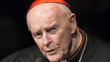 Newark's list includes Theodore McCarrick
