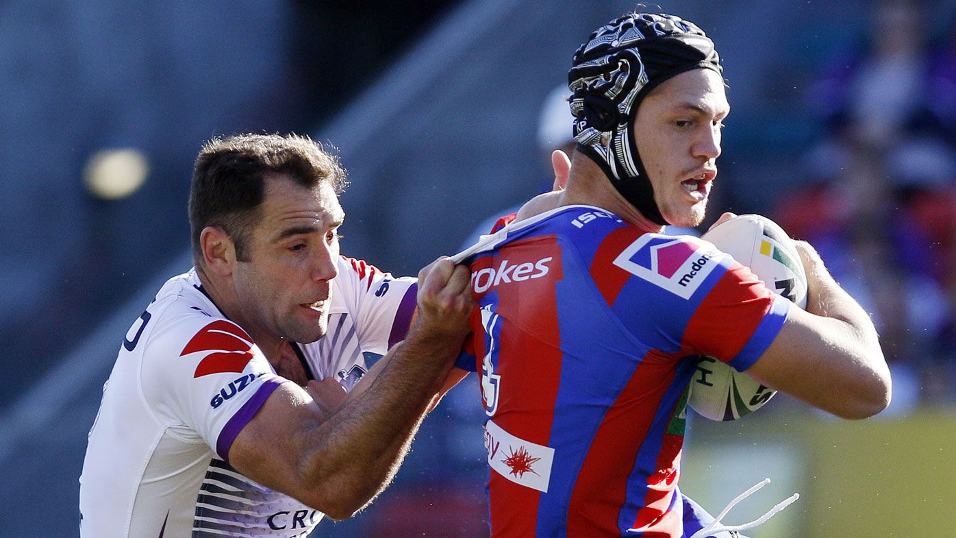 Melbourne Storm captain Cameron Smith says Queensland must pick Kalyn Ponga for Origin