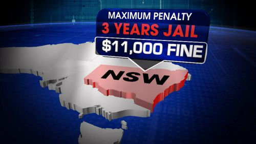 Tough new laws will see revenge porn perpetrators punished in New South Wales.