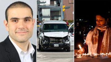 Vigils and tributes as Canada mourns van victims