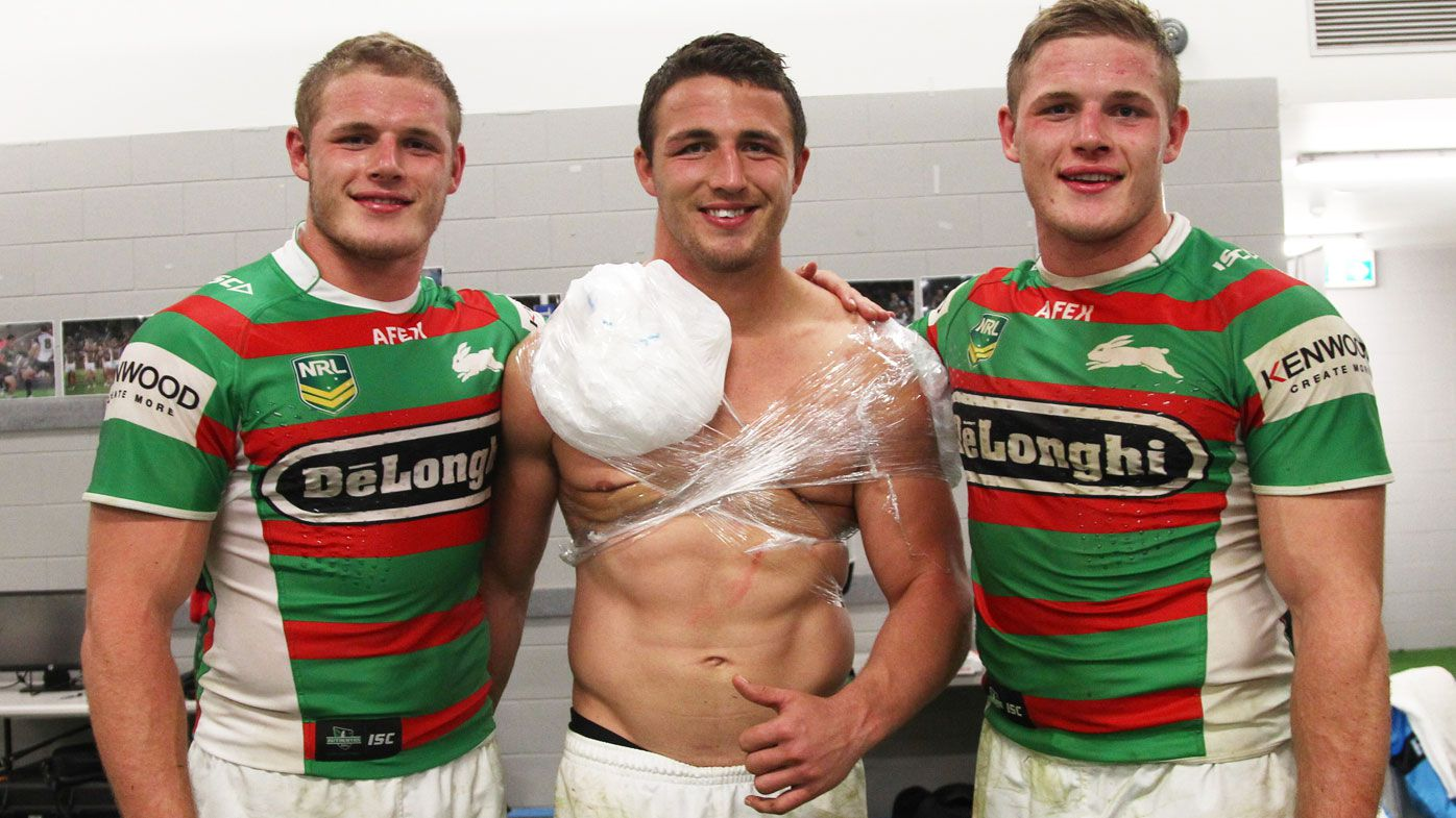 South Sydney Rabbitohs' Burgess brothers to run City to Surf in honour of father