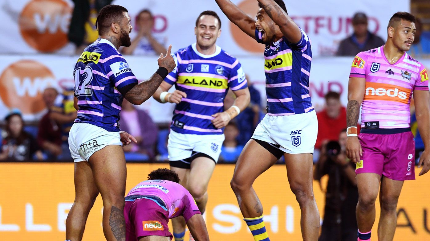 NRL: Mitchell Moses guides Eels past sorry Titans