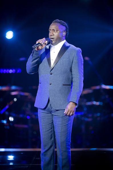 Henry Olonga on The Voice