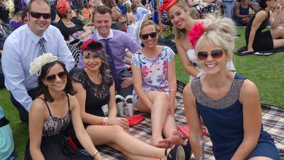 More than 100,000 fans are expected to descend on Flemington today ahead of the 3.15pm (AEDT) race. (ninemsn)