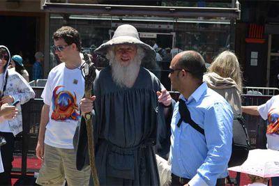 Why hello, Gandalf!
