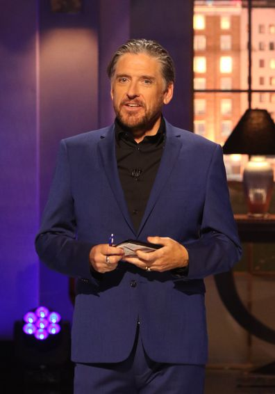 Craig Ferguson host the charity event Red Nose Special charity event in the US in 2016.