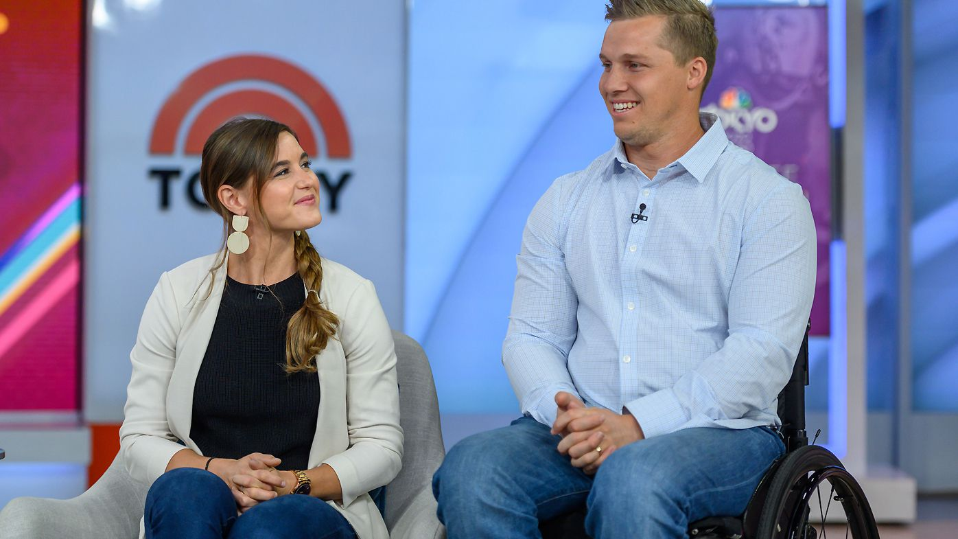 Olympic BMX power couple's triumph over tragedy