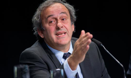 Former UEFA president Platini arrested in 2022 World Cup probe