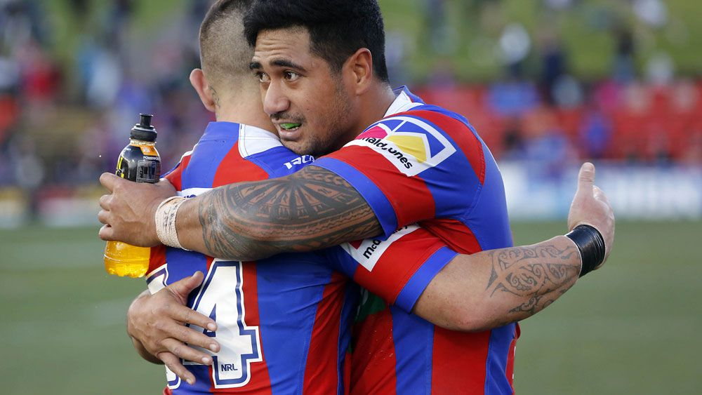 Andrew Johns says Newcastle Knights will challenge for NRL finals spot in 2018