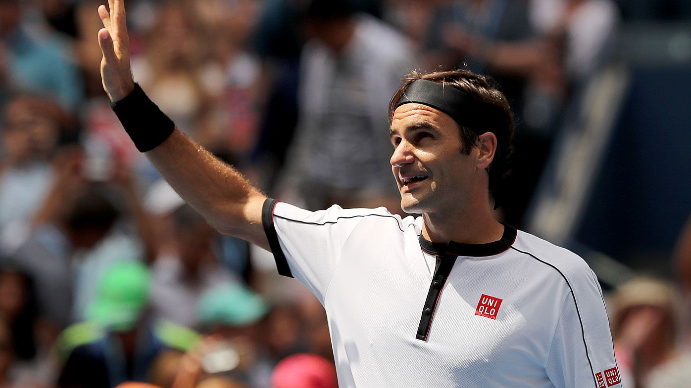 Roger Federer's extraordinary claim at US Open about retirement plans