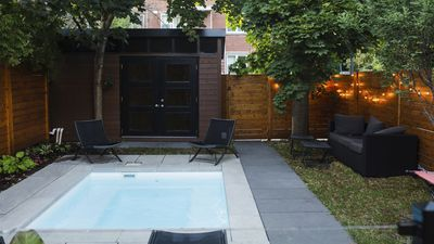 Plunge Pool Ideas And Inspiration For Small Backyard And Outdoor Areas