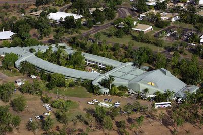 "<strong><a href=""https://www.accorhotels.com/gb/hotel-9616-mercure-kakadu-crocodile-hotel/index.shtml"" draggable=""false"">Mercure Kakadu Crocodile Hotel,</a> Jabiru NT</strong>"