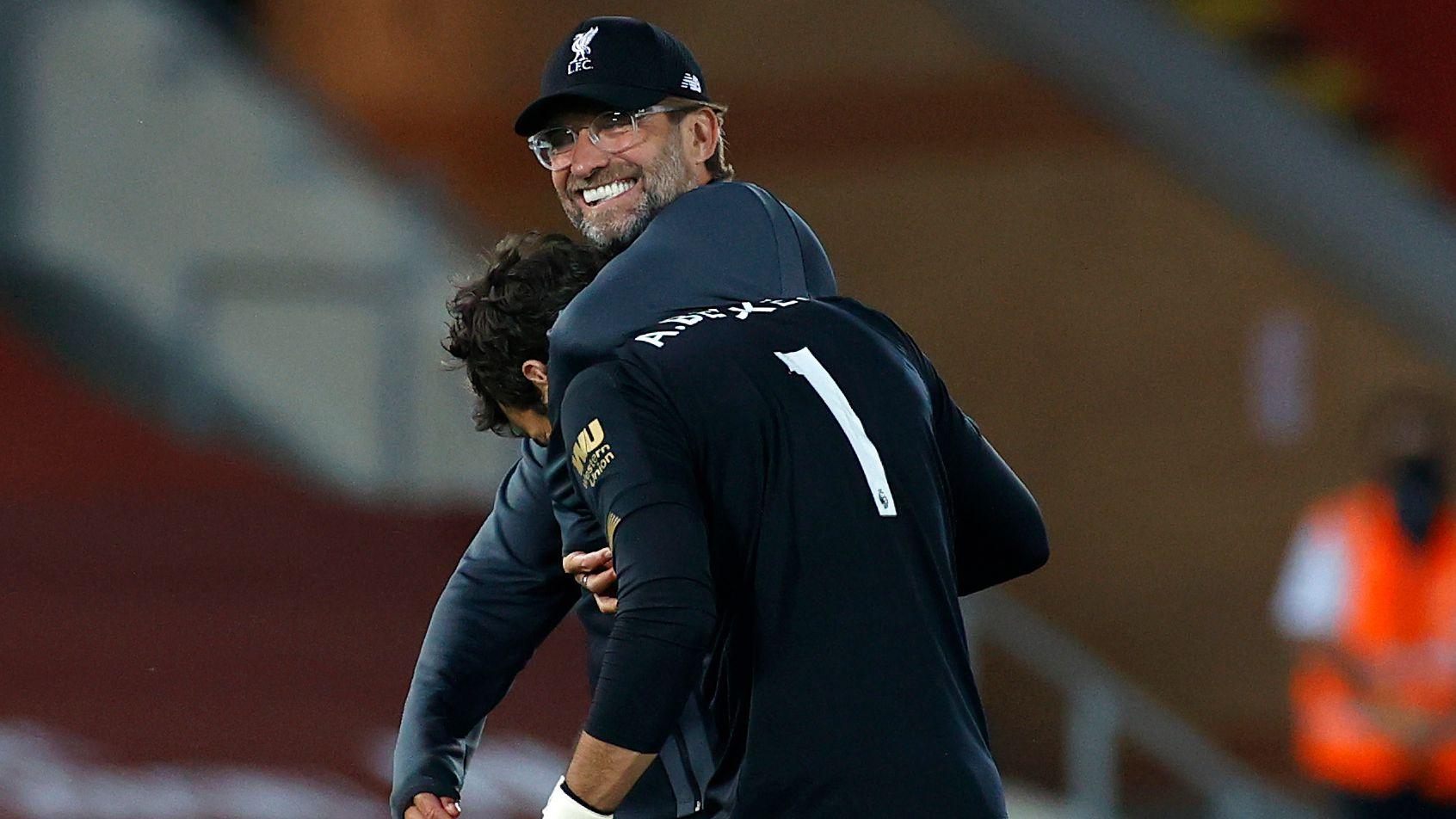 Liverpool breaks 30-year title drought by winning Premier League