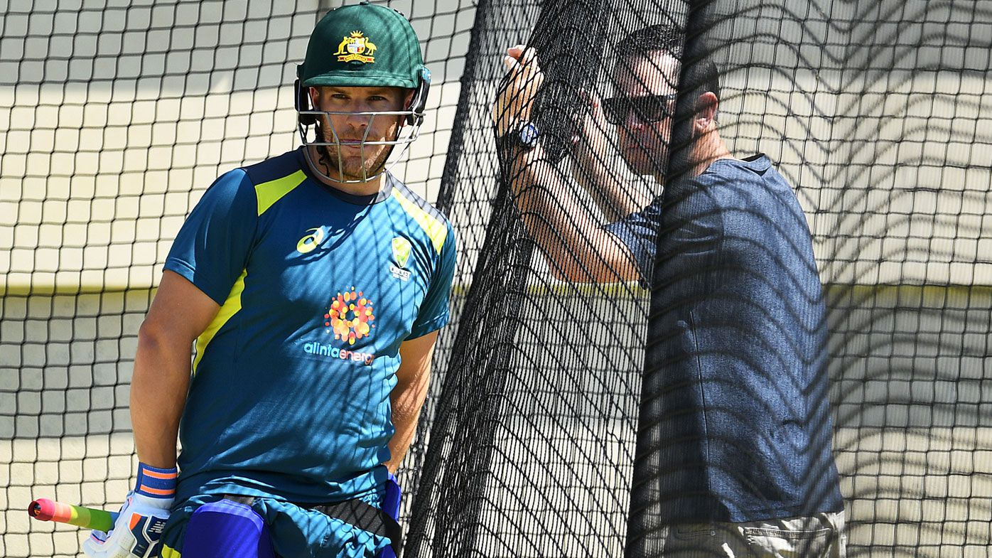 Ricky Ponting's simple batting advice for Aaron Finch