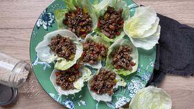 Four-ingredient san choi bau