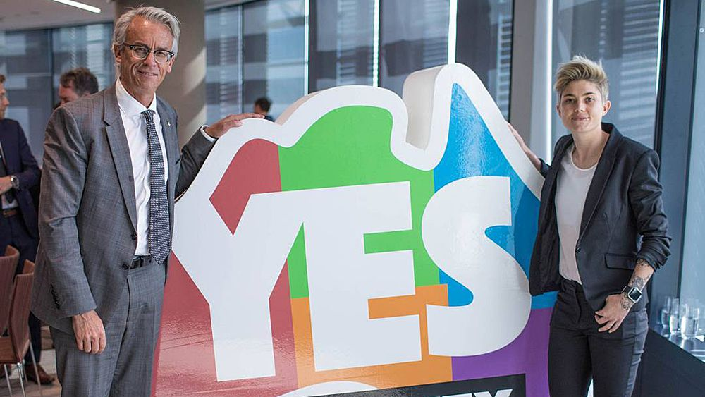 Sports world reacts to Australia voting 'Yes' to legalise same-sex marriage