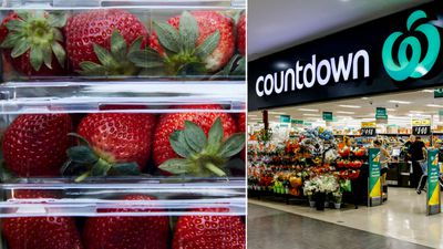 Strawberry needle sabotage crisis spreads to New Zealand