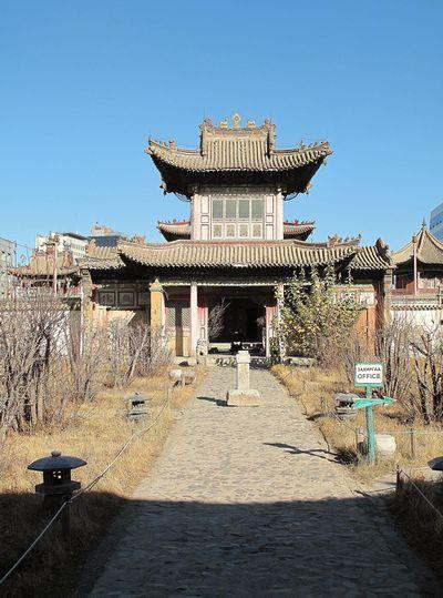 14. Choijin Lama Temple, Mongolia