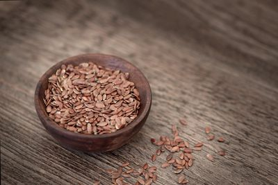 <strong>Flax seeds</strong>