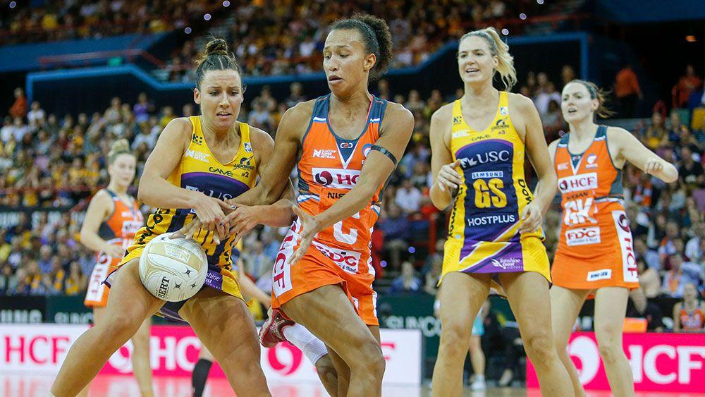 Sunshine Coast win Super Netball title