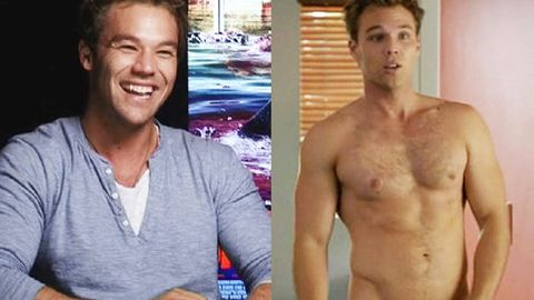'My abs aren't CGI': Home and Away's Lincoln Lewis on his hot Bait body and constantly 'wet butt'