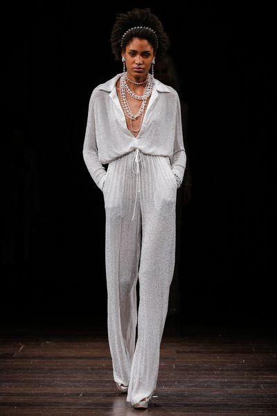 Naeem Khan, New York Bridal Fashion Week 2017