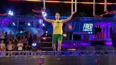 Fred Dorrington proves his worth as a powerful Ninja