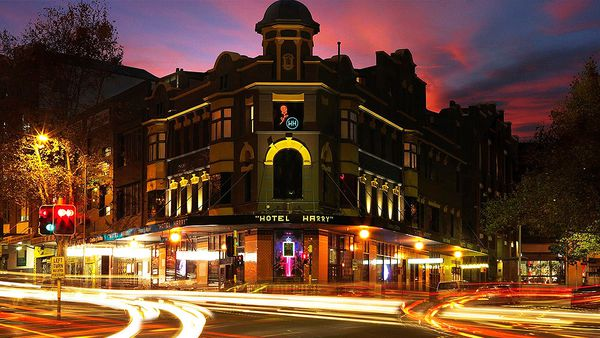 Hotel Harry on Wentworth Avenue (supplied)
