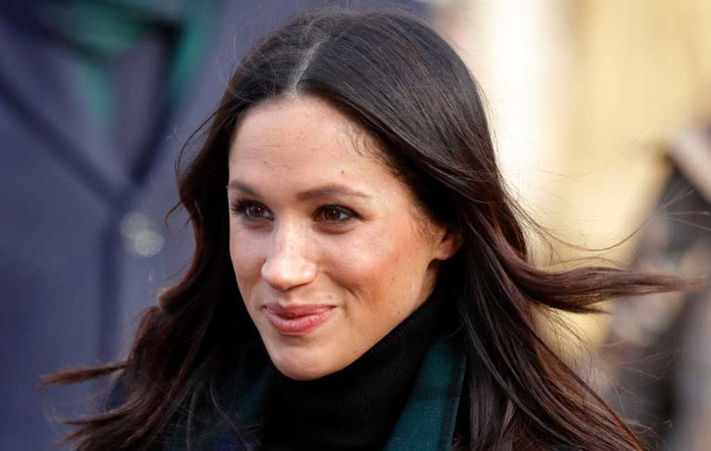 Meghan Markle makes first appearance with Duchess Kate, Princes William and Harry