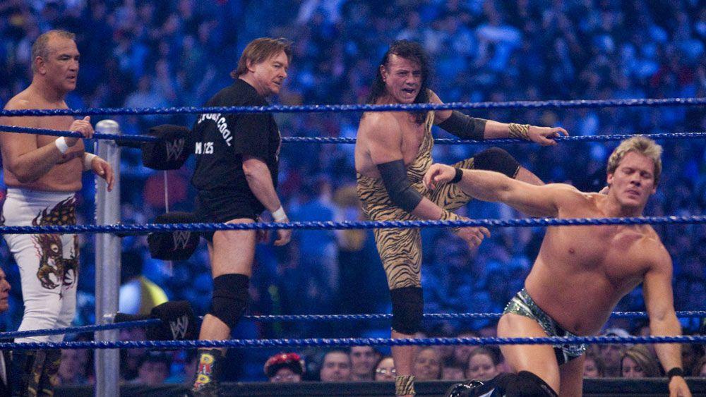 Wrestlers sue WWE over head injuries