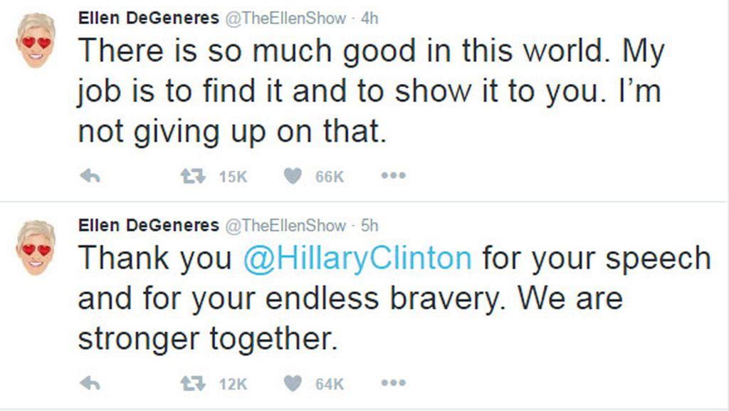 Lyric lyric poem examples : Celebrities react to Donald Trump winning the election: Amy ...
