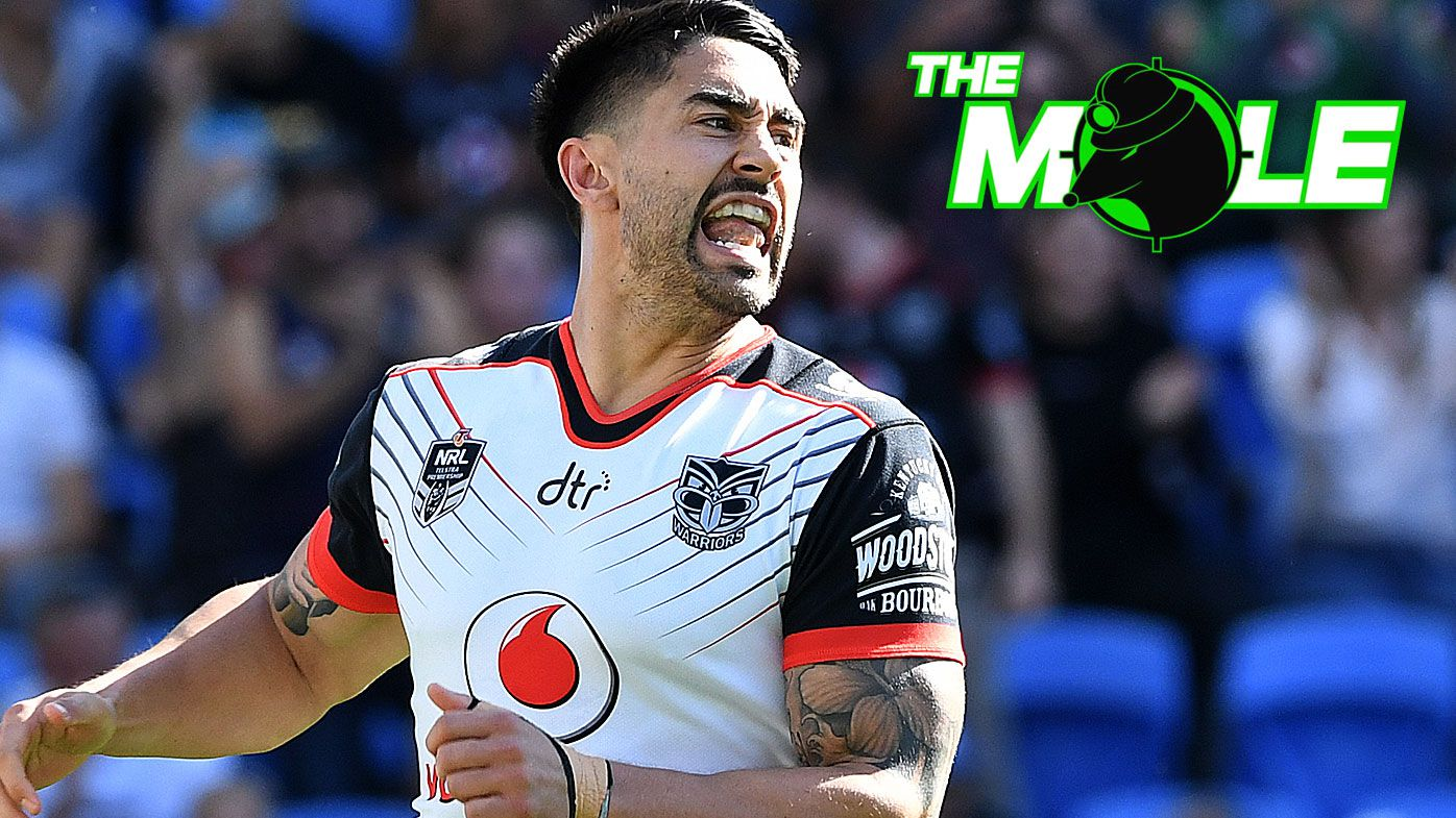 The real reason why NZ Warriors let go of Shaun Johnson