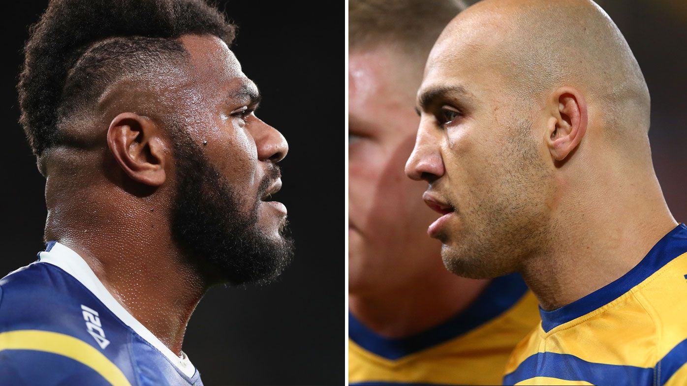 'He is the best winger in the competition': Blake Ferguson's massive wrap for Eels teammate Maika Sivo