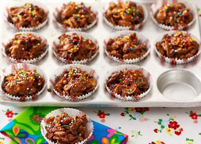 "<a href=""http://kitchen.nine.com.au/2016/05/18/14/42/chocolate-crackles"" target=""_top"">Chocolate crackles</a><br> <br> <a href=""http://kitchen.nine.com.au/2017/01/11/14/35/food-fight-british-desserts-v-australian-desserts"" target=""_top"">RELATED: Food fight: British dessert v Australian desserts</a>"