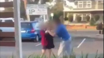 190509 News Melbourne McDonald's car park teen schoolgirl assault video crime Australia