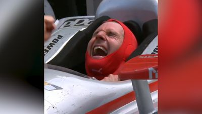 Australia's Will Power produces priceless reaction after winning Indianapolis 500