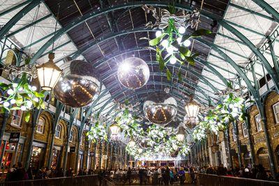 <strong>London, England: Covent Garden</strong>
