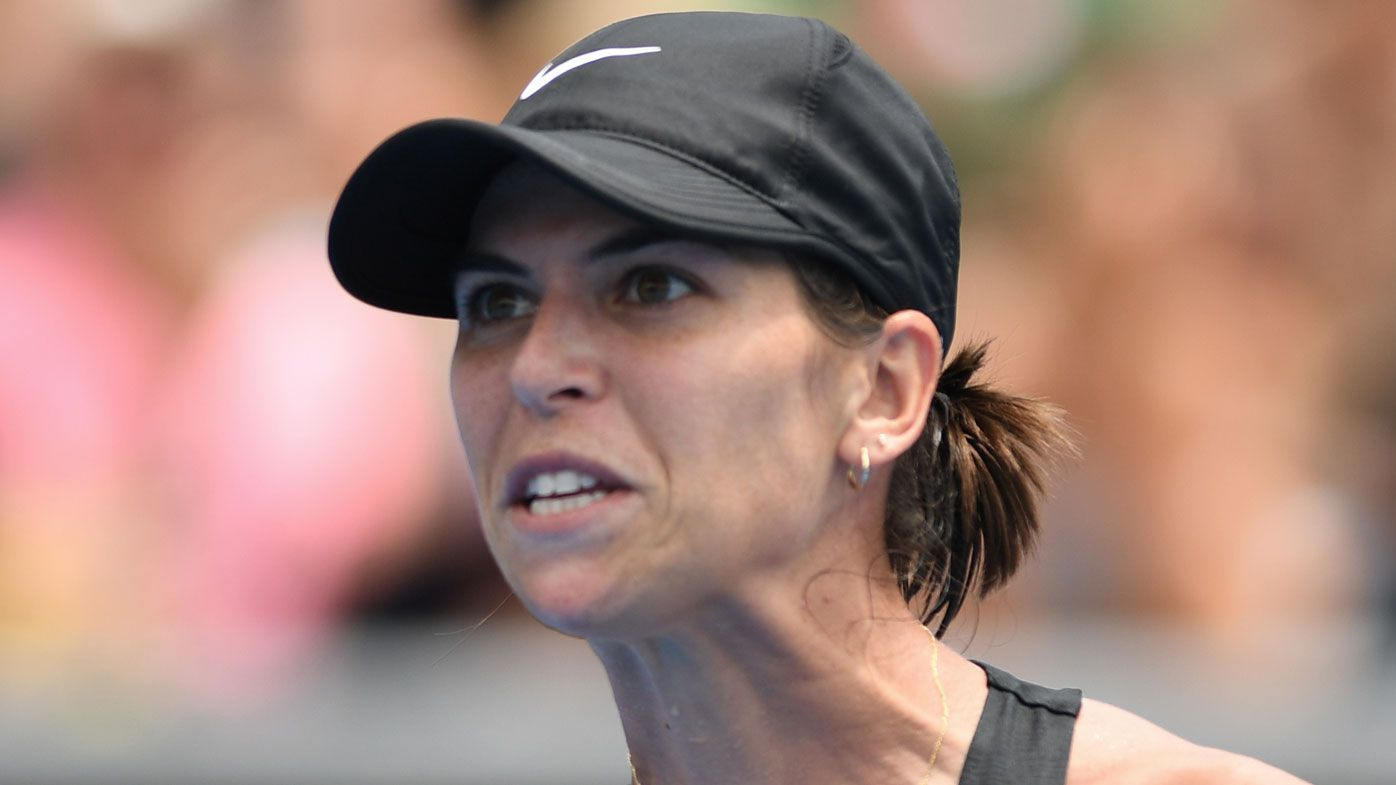 Ajla Tomljanovic loses WTA Thailand final amid gamesmanship furore, Nick Kyrgios rages