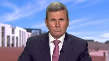 "Chris Uhlmann says the government is acting as the ""employer of last resort"" for Australian workers."
