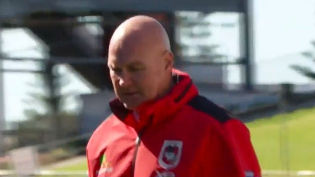 Axed McGregor 'wasn't comfortable' with Dragons move to create a selection panel