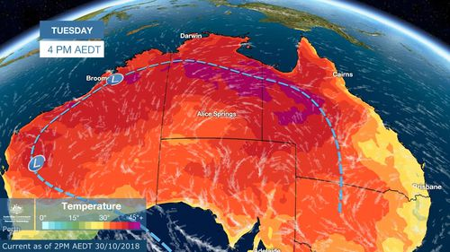 Warnings have been issued from the Bureau of Meteorology and state fire authorities for an increased bushfire risk coming in the warmer months.