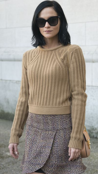 <p>The basic sweater</p>