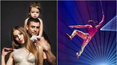 Cirque du Soleil performer plunges to death during live show