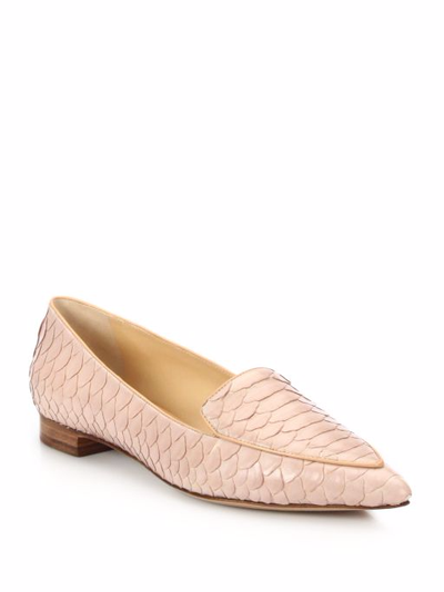 "<a href=""http://www.saksfifthavenue.com/main/ProductDetail.jsp?PRODUCT%3C%3Eprd_id=845524446901728"" target=""_blank"">Loafers, $878, Alexandre Birman at SaksFifthAvenue.com</a>"