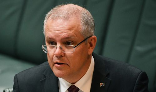 Federal Treasurer Scott Morrison is looking at ways to control the bonuses paid to bank bosses.