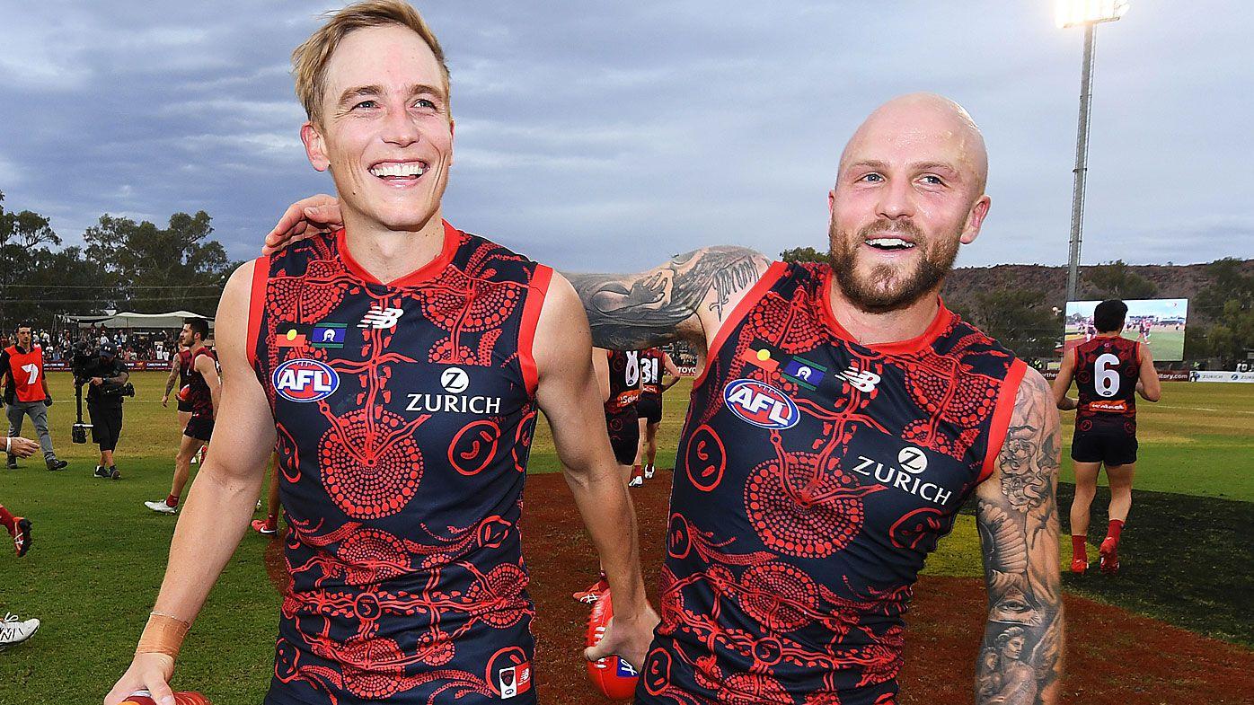 Demons dominate Crows in Alice Springs