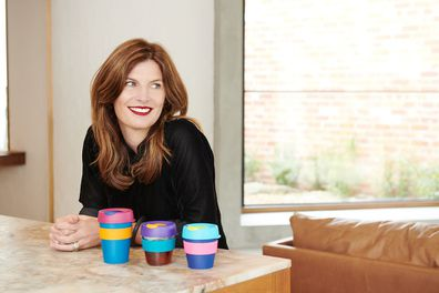 Abigail Forsyth invented the KeepCup with her brother