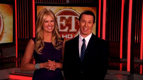 What the? Rove co-hosts <i>Entertainment Tonight</i>