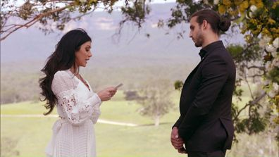 Martha and Michael's Final Vows