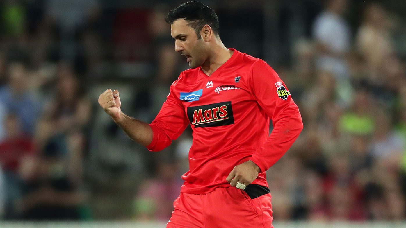 Melbourne Renegades clinch first BBL win of season